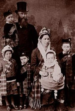 Unknown-Scots-family