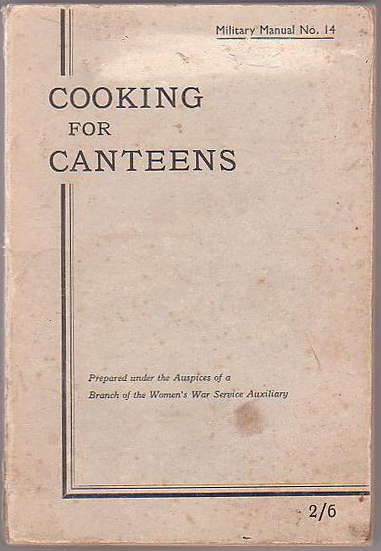 Cooking for Canteens