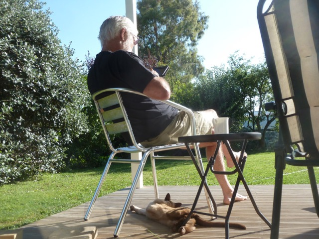 Peter-and-Chino-on-the-front-deck