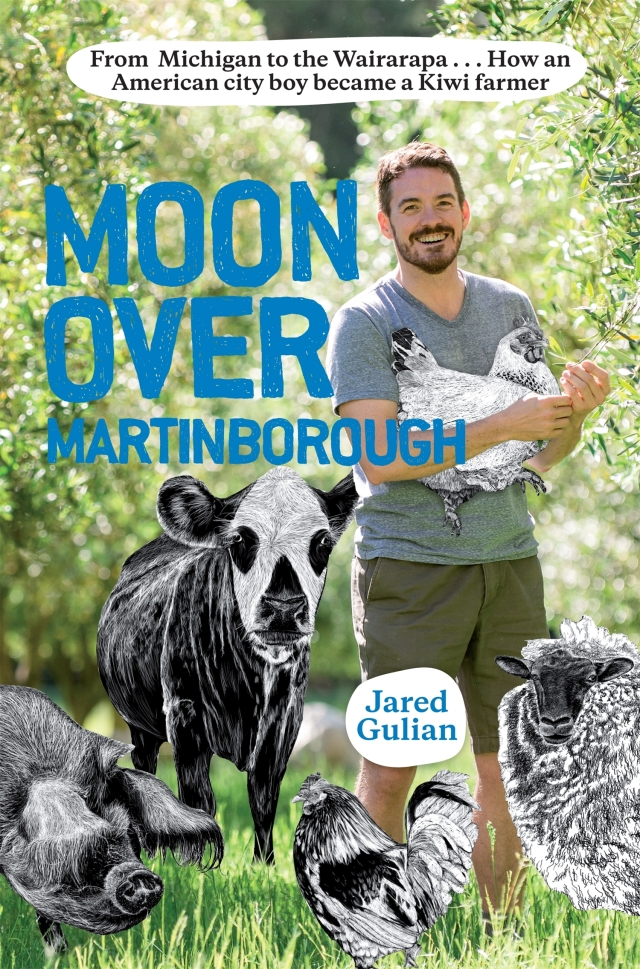Moon Over Martinborough cover