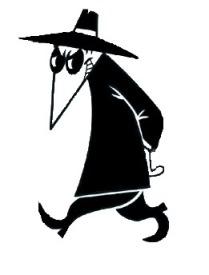 One spy