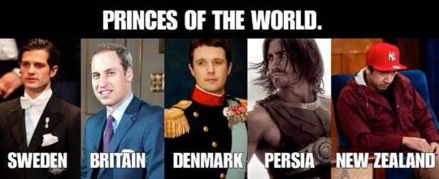 Princes of the world