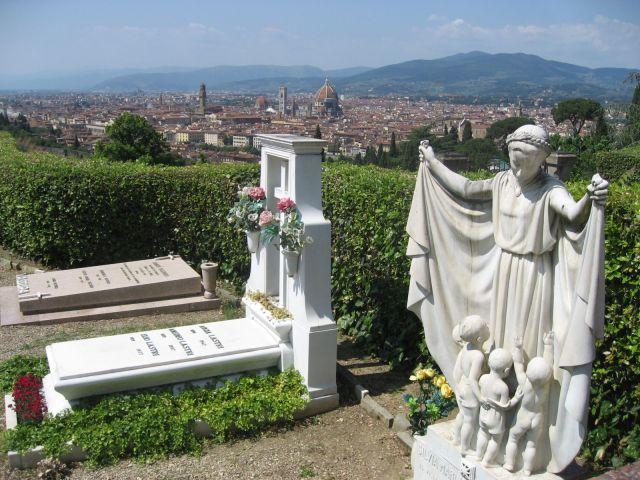 San Miniato al Monte, Florence, Italy.